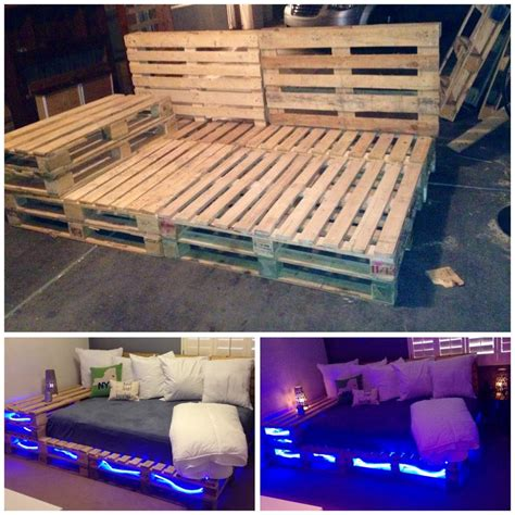 full size pallet bed 17 best images about pallet projects on pinterest