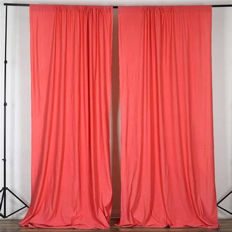 fire retardant stage curtains 10ft coral polyester fire retardant curtain stage backdrop