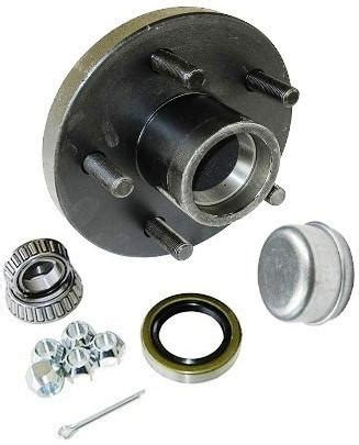 boat trailer axle leaking grease hubs marine grease oil pacific trailers