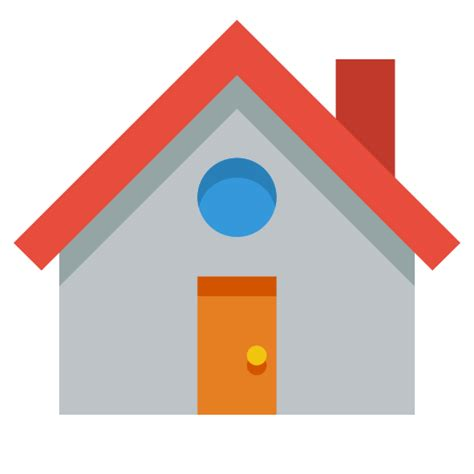 Svg Png Dfx A House Iconfinder Small N Flat By Paomedia