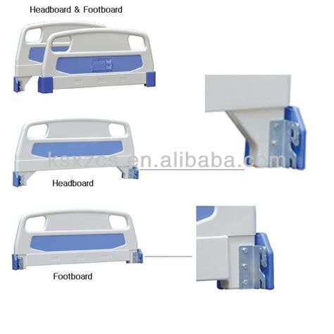 hospital bed headboard plastic headboard and footboard for hospital bed buy