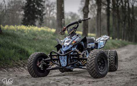 suzuki ltr  superquader edition  atv xduke motorsport