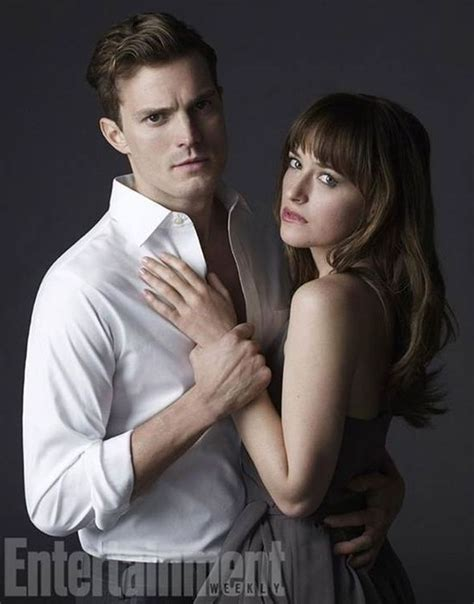 fifty shades of grey movie cast ana fifty shades of grey shock ahead of movie release weird