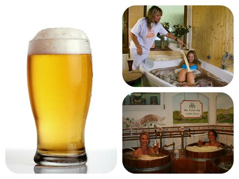 bathtub beer unique beauty treatments from around the world