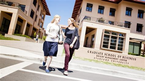 Stanford Mba Recruiting by Invest In Stanford Gsb Stanford Graduate School Of Business