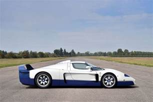 Maserati Auction Stunning Maserati Mc12 Bound For Auction Without Reserve