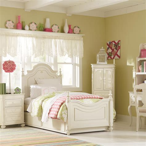 Antique White Childrens Bedroom Furniture by Wardrobe With 2 Doors And Bottom Drawer By Legacy