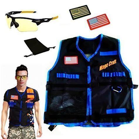 Nerf Elite Darts By Nerf Paradise new elite tactical vest kit for nerf n strike soak