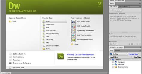 xml tutorial dreamweaver adobe dreamweaver cs5 full programing software ebook
