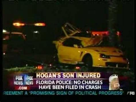 Hogans Seriously Injured In Car Crash by Nick Car Crash