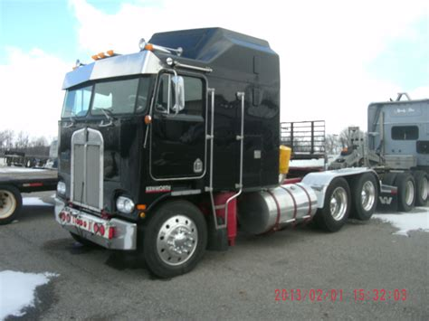 kenworth aerodyne truck kenworth k100 aerodyne gotta love them big rigs