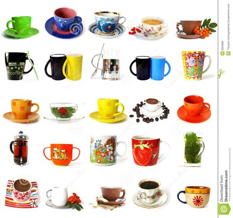 the images collection of background sign cup stock vector big collection of tea mugs and coffee cups stock image