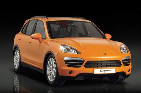 orange porsche cayenne радиоуправляемая машина mjx porsche cayenne orange 1 14