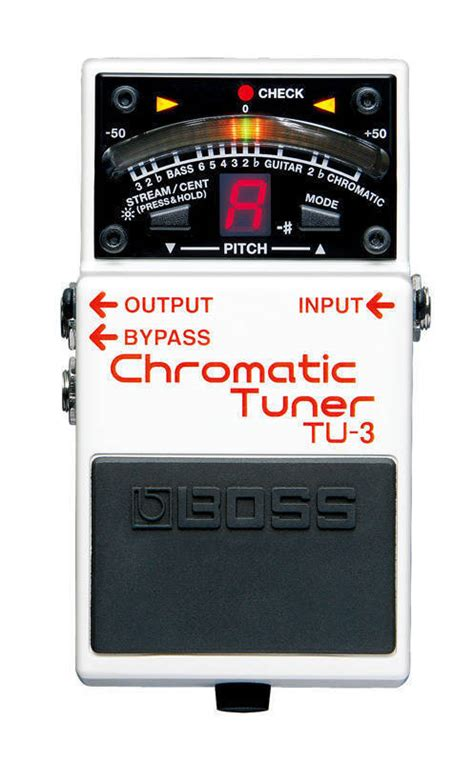 Chromatic Tuner chromatic tuner mcquade musical instruments