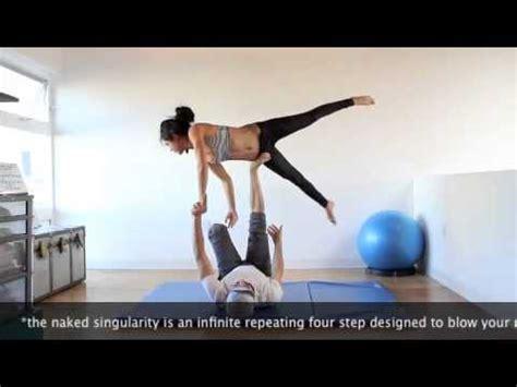 acro yoga tutorial ninja star acroyoga training video ninja star the naked