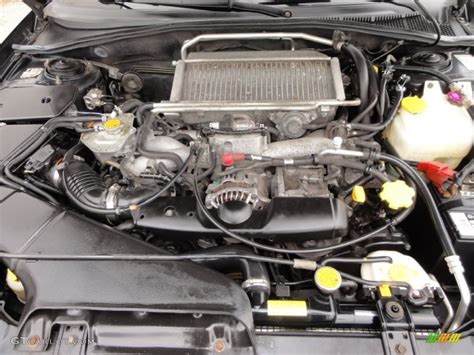 2003 subaru wrx engine 2003 subaru impreza wrx sedan 2 0 liter turbocharged liter