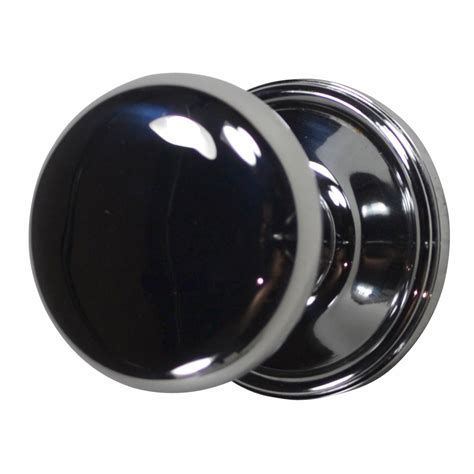 Chrome Interior Door Knobs Traditional Brass Door Knob Polished Chrome Finish