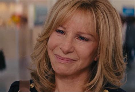 Barbara Streisand Hair In Guilt Trip | barbra streisand looking beautacious in her final