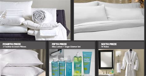 W Hotel Mattress by Coupons And Freebies W Hotels Live It Up Giveaway 8