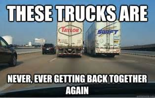 Moving In Together Meme - just a funny trucking picture to brighten your day page
