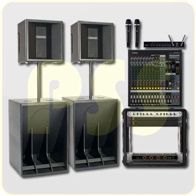 Paket Sound System Bmb Yamaha Mix Shure 15 Inch Berkualitas paket sound system turbosound italy paket sound system profesional indonesia