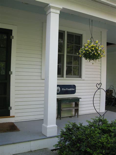 Decorative Porch Posts by Unique Decorative Porch Columns Designforlife S Portfolio