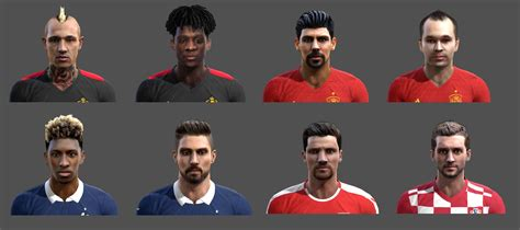 pes 2013 new hair styles 2015 pes patch pes 2013 hair pack pes 2013 euro 2016 face pack by adi