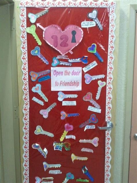 valentines door ideas just decorated my class door for s day it came