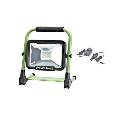 powersmith led work light designers edge high intensity green 24 led portable work