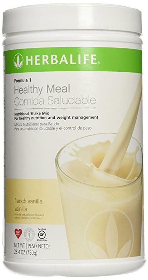 Shake Vanila Milk Shake Shake Mix Herballife Shake Herballife herbalife formula 1 shake mix vanilla 750g