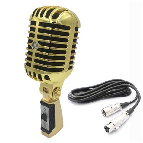 Mic China Kabel kaufen gro 223 handel mikrofon vintage aus china mikrofon vintage gro 223 h 228 ndler aliexpress