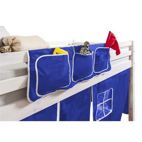 bed pocket bed tidy pocket for cabin bed