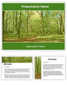 template forest free 1000 images about free powerpoint templates on