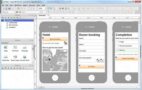 the interactive prototyping dilemma a review of software interactive prototype design with axure rp pro training