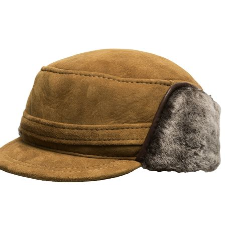 Handcrafted Hats - handcrafted merino suede hat models picture