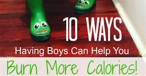 10 Ways Your Can Help You Meet by 10 Ways Boys Can Help You Burn More Calories Toulouse