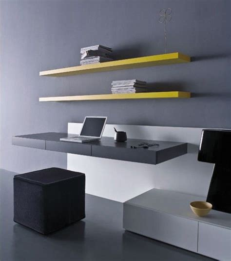 Wall Mounted Desk Ideas Wall Mounted Desk Office Ideas