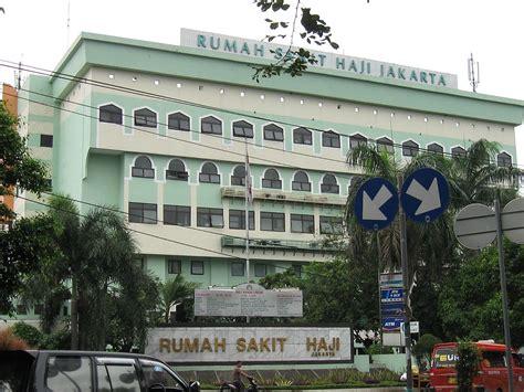 rumah sakit haji jakarta wikipedia bahasa indonesia