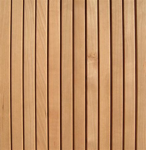 Real Wood Wainscoting Grid Tambour Maple Woodwaves