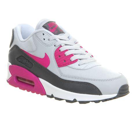 Nike Airmex Pink Tua Y3 nike air max 90 pink grey white hers trainers