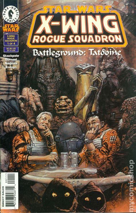 X Wing Rogue Squadron Intl wars x wing rogue squadron 1995 comic books