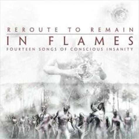 A Place In Flames Lyrics In Flames Reroute To Remain Album Spirit Of Metal Webzine En