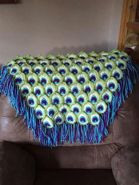 peacock knitting pattern peacock blanket crochet peacock peacocks
