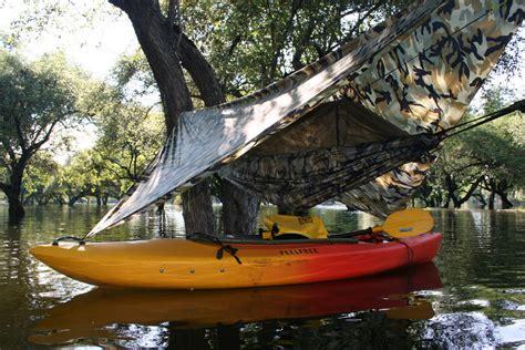Hammock Setup Without Trees hennessy hammocks the sea kayak forum