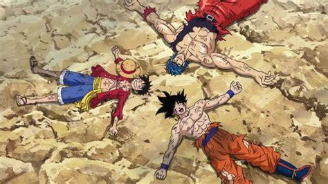 monster bego anime goku luffy toriko