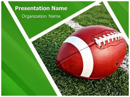 power point themes rugby football rugby powerpoint template background