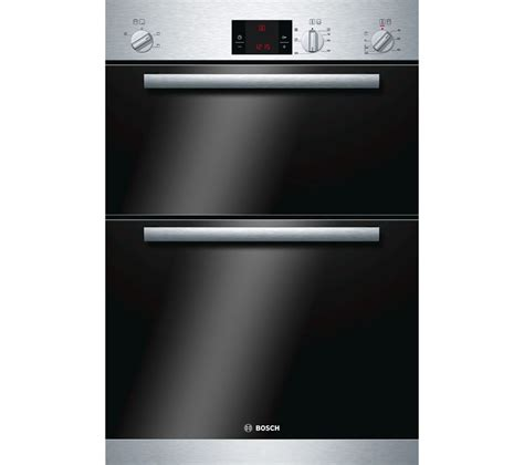Oven Bosch buy bosch hbm13b150b electric oven brushed steel