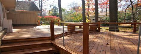 reasons  tigerwood decking    choice