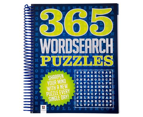 Large Floor Puzzle Numbers Words Hinkler 365 word search puzzles book great daily deals at