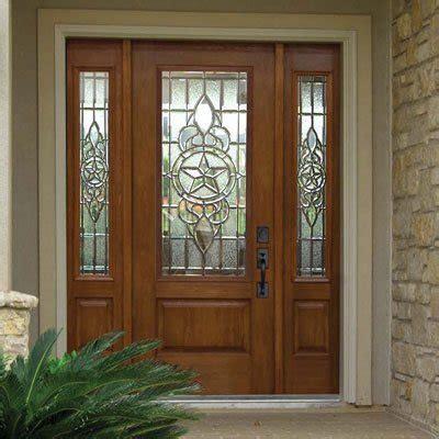 glass inlay front doors exterior front doors houston castle doors more
